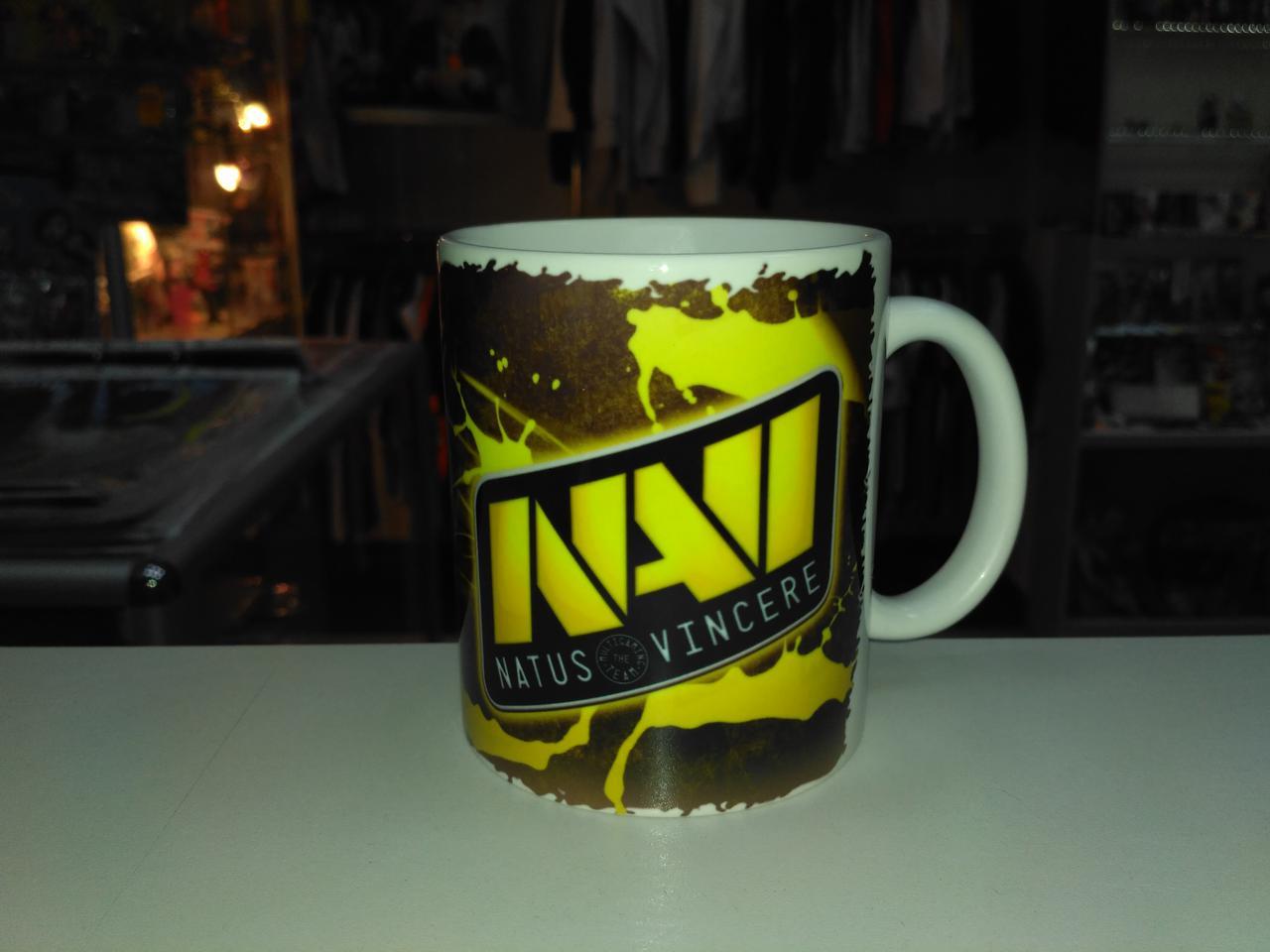 Чашка геймерская Navi / Нави Дота 2