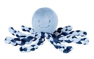 Nattou - Мягкая игрушка Lapiduo Octopus (синий), 23 см