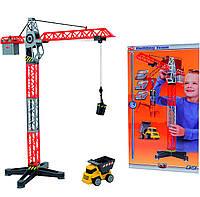 Детский башенный кран строительный Dickie 3463337