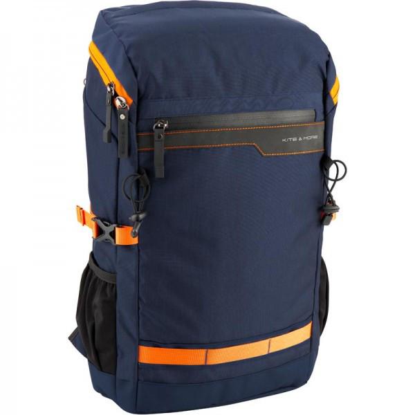 Рюкзак Kite темно-синий Kite&More K18-1018XL-1