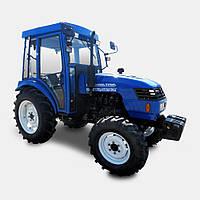 Трактор DongFeng 404DCL (40л.с., 4х4, 4 цилиндра, гидроус. руля, кабина с отоплением)