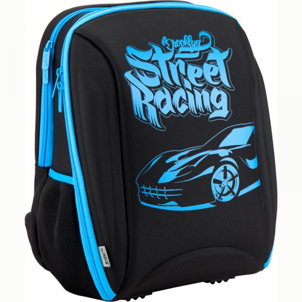 Рюкзак ранец школьный каркасный Kite Brooklyn racer K18-732M-1