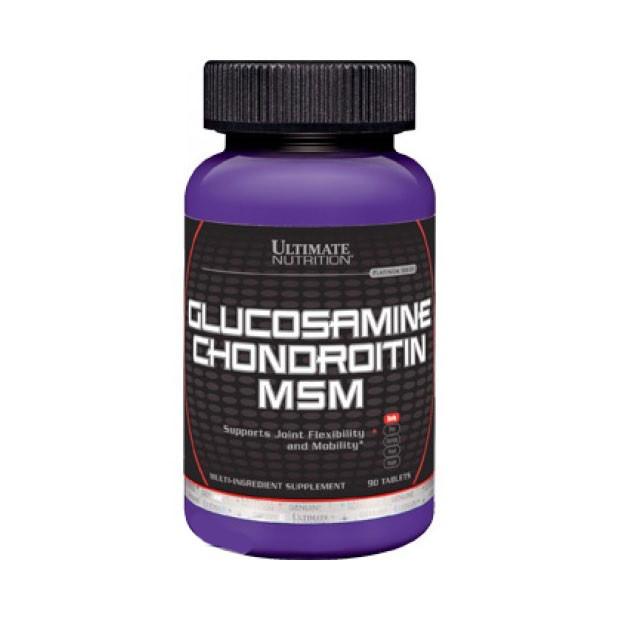 Gl-Ch-Msm / Хондроитин с Глюкозамином 90 таблеток