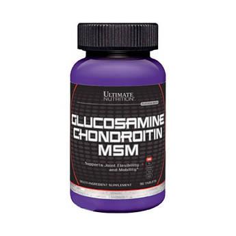 Gl-Ch-Msm / Гл-Хн-Мсм90 таблеток Хондроитин с Глюкозамином
