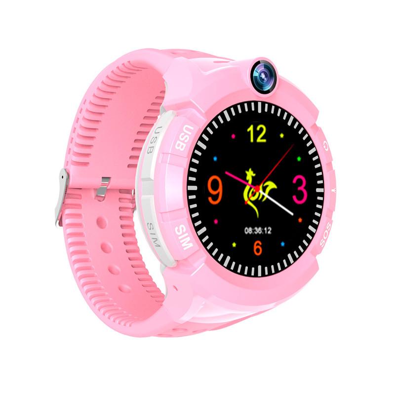 Детские часы S-02 с GPS трекером
