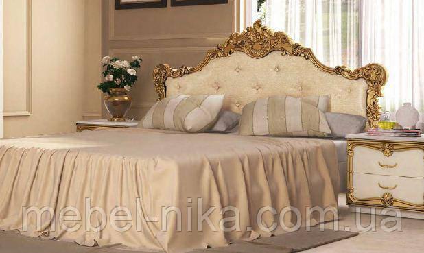 """""""Виктория"""" кровать 180 подъемная мягкая спинка"""