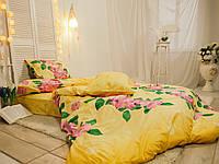 Комплект постельного белья   Сакура Евро 200х220 Наволочки 2 х 70х70