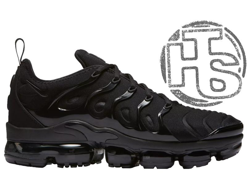 Чоловічі кросівки Nike Air VaporMax Plus Triple Black 924453-004