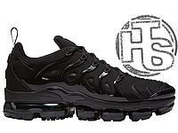 Мужские кроссовки Nike Air VaporMax Plus Triple Black 924453-004 43
