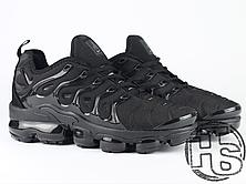 Чоловічі кросівки Nike Air VaporMax Plus Triple Black 924453-004, фото 2