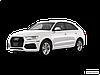 Лобовое стекло Audi Q3 с местом под датчик и молдингом (2011-)