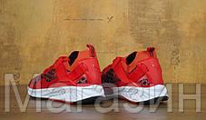 Мужские кроссовки Puma Ignite EvoKNIT Lo Pavement Trainers Red Пума красные, фото 3