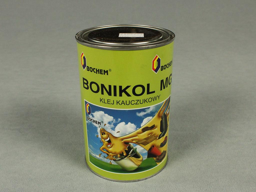 Каучуковый клей BONIKOL для резины, кожи, ткани и кожзама 0.7 кг