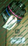 Термостат RE69581 системы охлаждения для комбайнов трактора John Deere re69581 Thermostat зап/части , фото 7