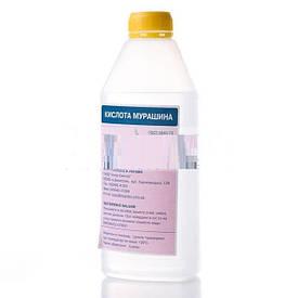 Мурашина кислота (кислота Муравьиная) мед. 85%, 1000 мл