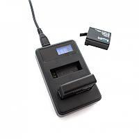 USB зарядка для GOPRO 4 С LCD ДИСПЛЕЕМ