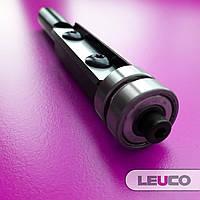 Концевая фреза Leuco для ручного фрезера для обработки кромки со сменными ножами и двумя нижними подшипниками