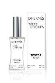 Тестер духи мужские Hermes Terre dHermes, фото 1