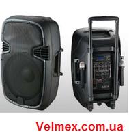 Активная акустическая система BIG JB12A250+MP3/FM/Bluetooth+MIC