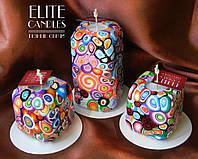 Декоративные свечи ручной работы от ELITE CANDLES