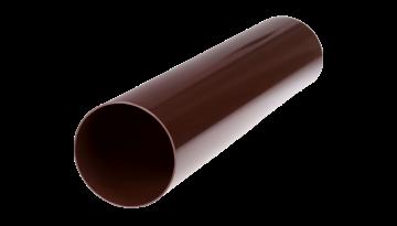 Profil 130/100. Труба водостічная Ø100, довж.3м и 4м