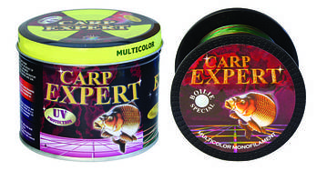 Леска Energofish Carp Expert Multicolor