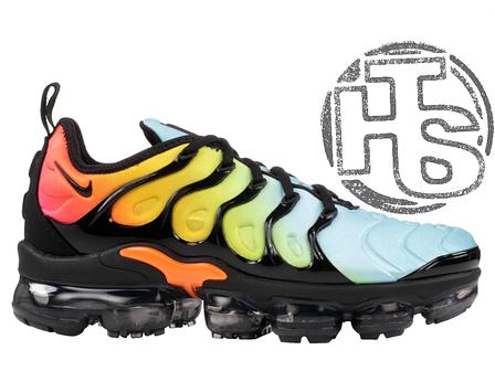 Чоловічі кросівки Nike Air VaporMax Plus Sunset Multicolor A04550-002, фото 2