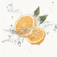 Декор-панно Opoczno Water Sparkles orange 59.4x60