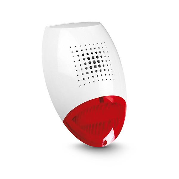 Светозвуковой оповещатель Satel SP-500 R / BL / O