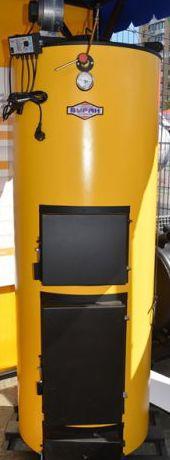 Отопительный котел длительного горения Буран New 40-У кВт