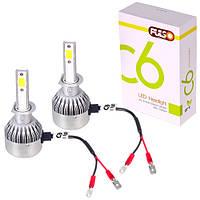 Автомобильные LED лампы Pulso (H1)(3800Lm)(4300K)(36W)(12-24V)