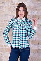 Модна Рубашка в клітку Жіноча Техас