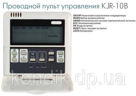 Кондиционер MIDEA MTIU-12FNXDO/MOU-12FN8-RDO Inverter R32 канальный, фото 2