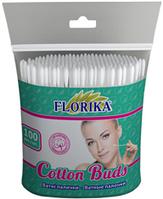 Ватные  палочки  Florika  пакет 100 (50ящ)