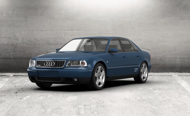 Лобовое стекло Audi A8 (1998-2002)