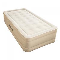 Надувная кровать 69009,размер 191х97х43см, встроенный электронасос