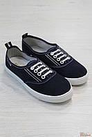Полукеды синие для мальчика (33 размер) Nazo 2125000500775
