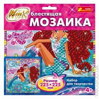 """Мозайка картика Вінкс """"Лаура"""", в пак. 27*24см, ТМ Ранок, Україна(13159034Р)"""