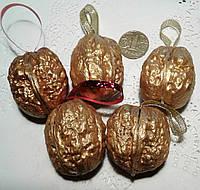 Новогодние орешки с ПРЕДСКАЗАНИЕМ, подарок к новому году, теплые пожелания с сюрпризом внутри красивого орешка
