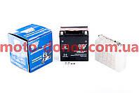Аккумулятор на мототехнику   12V 16А   кислотный   (175x87x155, черный, mod:UTX 20CH-BS) (+электролит)   OUTDO, шт