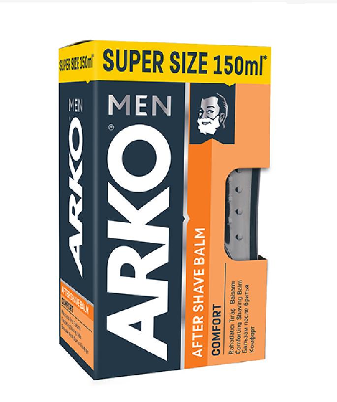 Бальзам после бритья ARKO Men Comfort (150мл.)