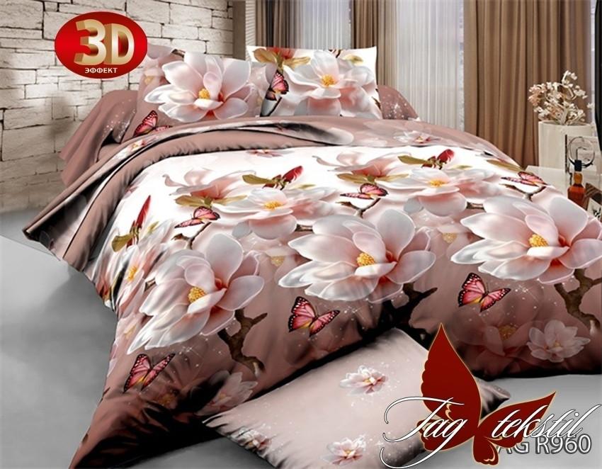 Комплект постельного белья R960 двуспальный (TAG-297д)