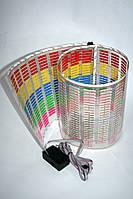 Эквалайзер 5ти цветный 114*30см