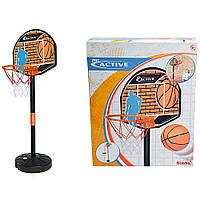 Баскетбольное кольцо со стойкой Simba 7407609