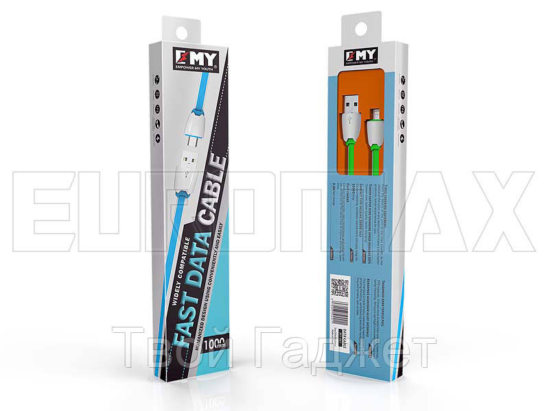 Кабель Empower My Youth USB I5 MY-441-I5