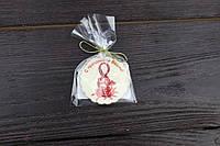 Шоколадная конфета М-1 с 8 марта, фото 1