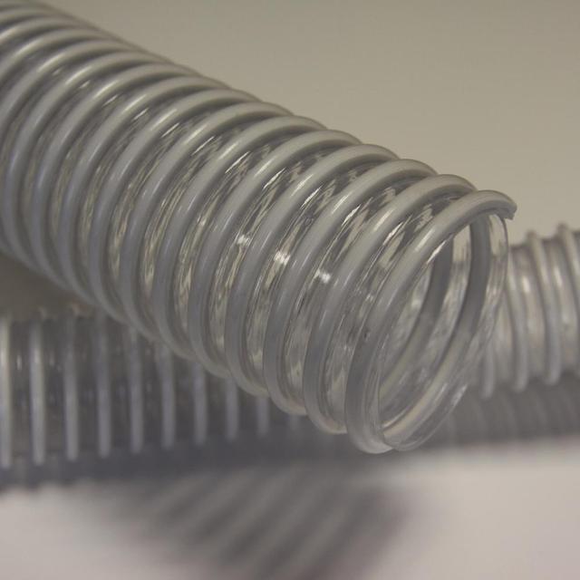 Гибкие воздуховоды ПВХ (PVC) для аспирации и вентиляции