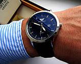 Кварцевые мужские часы EMPORIO ARMANI.Стильные часы. Часы армани., фото 5