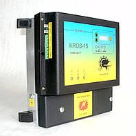 """Контроллер-регулятор отопительной системы """"KROS-15"""" для систем до 15 кВт"""