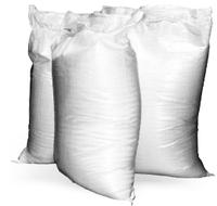 Мешки полипропиленовые 100 шт. Размер: 50х75 см (25 кг)